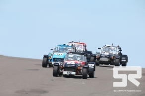 Caterham Motorsport - Anglesey Sunday