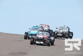 Caterham Motorsport - Anglesey Sunday