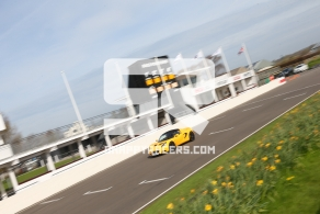 Goodwood Track Day - Car Colour = Yellow
