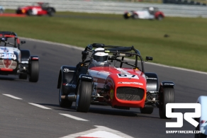 Saturday Snetterton - Caterham Motorsport